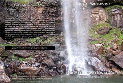 NIGHTCAP NATIONAL PARK - Protestor's Falls Section